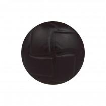 DGM01 Düğme Kapitone 500 Adet Büyük Kahverengi