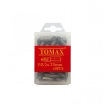 Matkap Ucu Tomax (25mm - 60'lı)