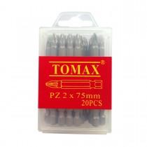 Matkap Ucu Tomax (75mm - 20'li)